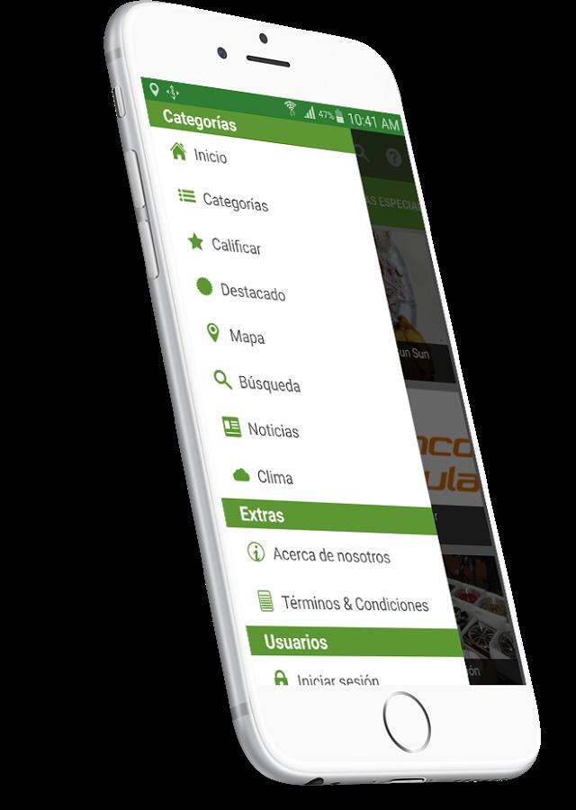 Sarapiqui App